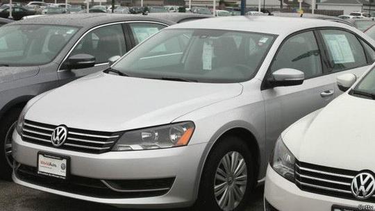 大众汽车被指尾气检测造假。